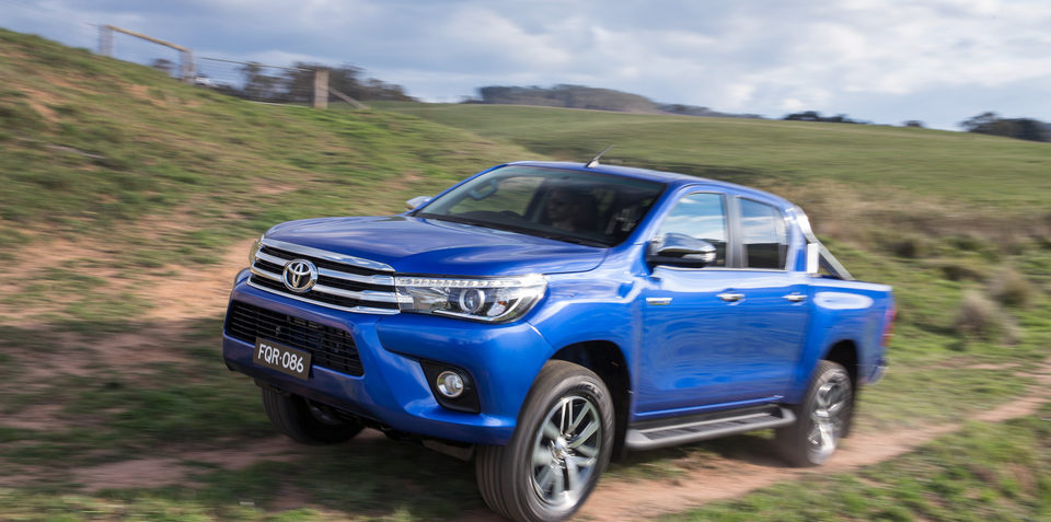 2016 Toyota HiLux 4.0-litre petrol V6 power output to remain unchanged