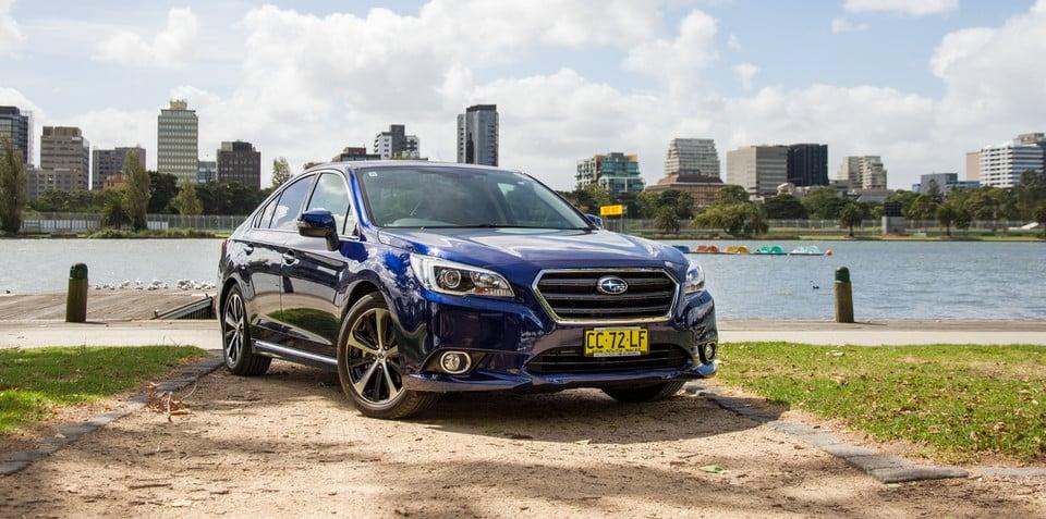 2015 Subaru Liberty 3.6R :: Golf weekender