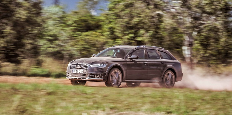Audi A Allroad Pricing And Specifications - Audi a6 allroad