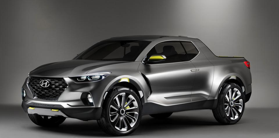"Hyundai Santa Cruz ute a ""speculative product"""