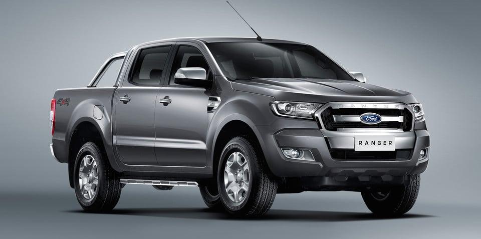 2015 Ford Ranger Australian specifications