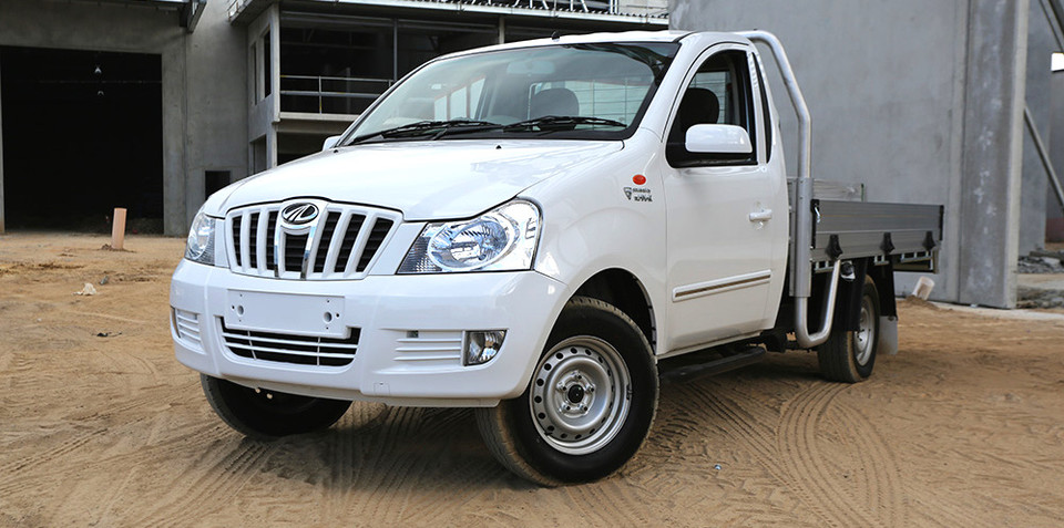 "Mahindra Genio facelift to be ""a lot more pleasing to the eye"""