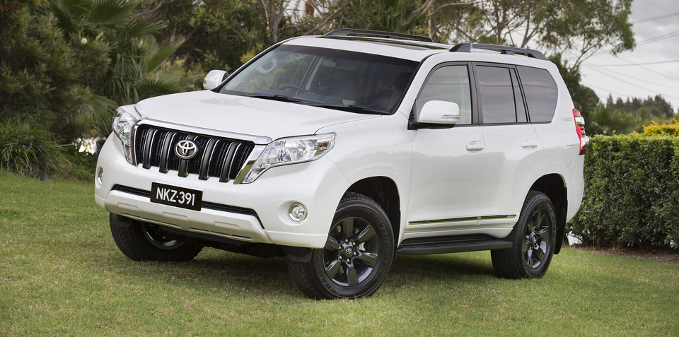 Toyota Prado to get new 2.8-litre diesel engine, six-speed automatic from June production