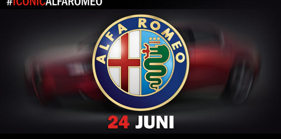 Alfa Romeo Giulia to be unveiled this week in Milan