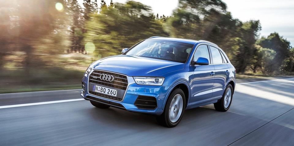 2018 Audi Q3 to go bigger, more premium, with PHEV and EV options - report