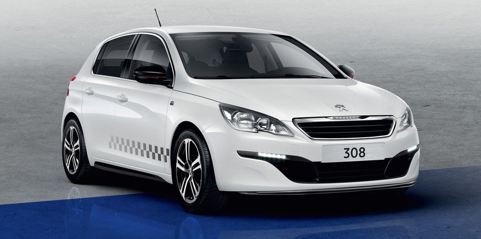 Peugeot 308 accessories range launches with Ligne S package