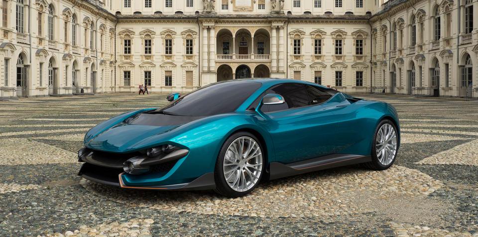 Torino Design ATS Wild Twelve concept unveiled
