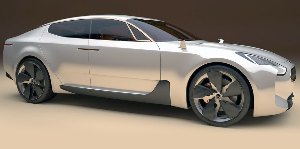 Kia GT Concept 'exactly the kind of car Kia should be making': Schreyer
