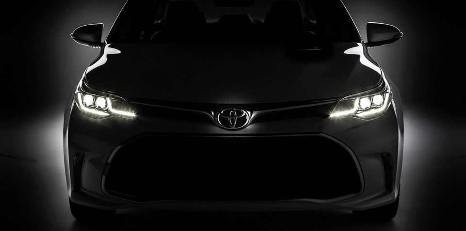 2017 Toyota Camry could go turbo in move to new TNGA platform - report