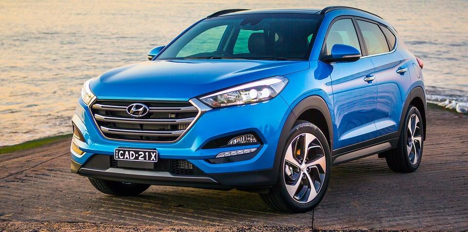 Hyundai Tucson name change to have minimal effect