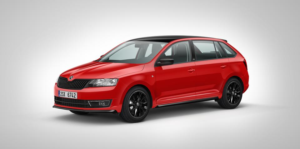 2016 Skoda Rapid Monte Carlo confirmed for Australia - UPDATE