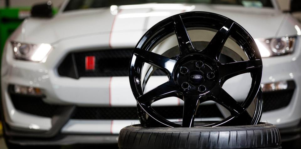 Ford Australia expands local supply deals, Carbon Revolution opens Geelong plant for Mustang wheels