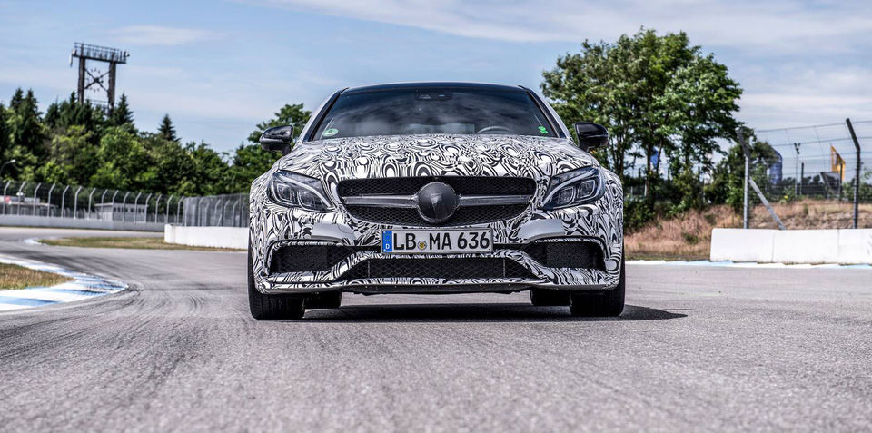 Mercedes-AMG preparing for hybrid future