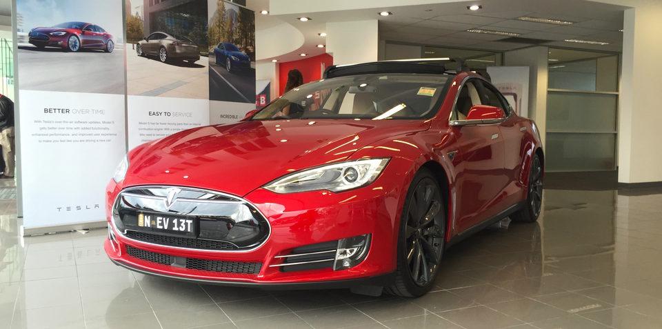 The Tesla Model S customer experience