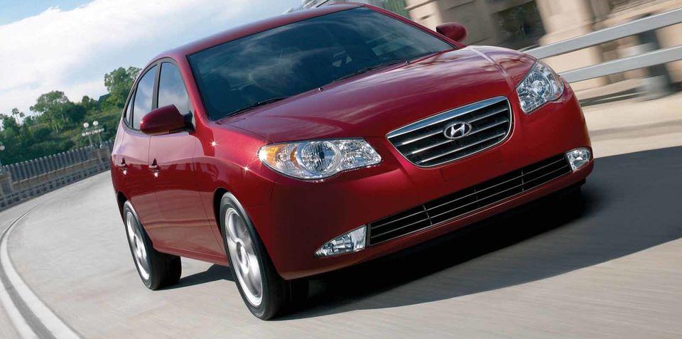 Hyundai i30, Elantra recalled for power-steering fix