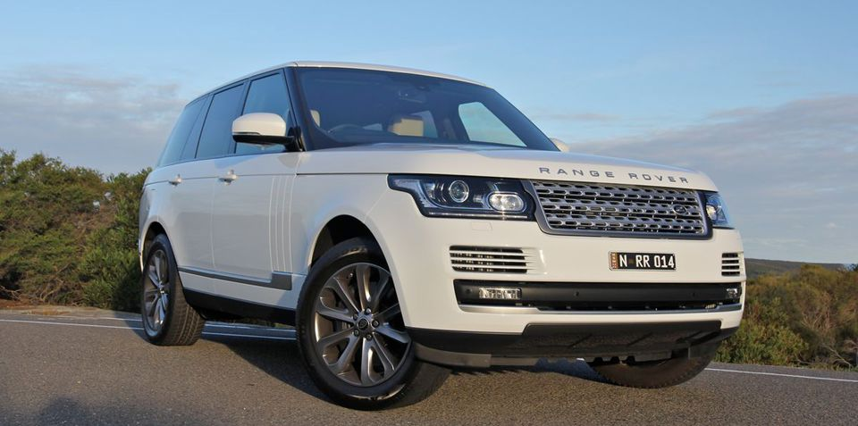 Range Rover models recalled for potential door latch failure