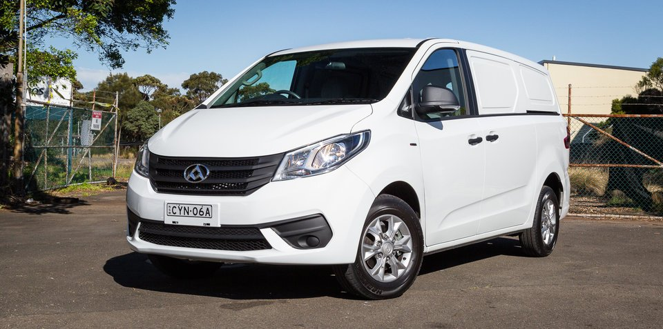 2015 LDV G10 manual pricing and specifications: five-speed shifter drops entry to $25,990
