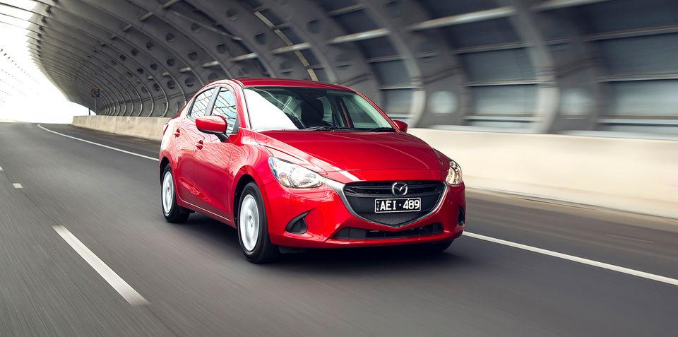 מדהים 2016 Mazda 2 Sedan Review | CarAdvice RX-29