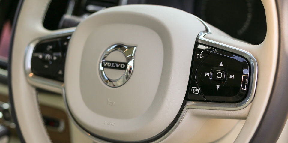 Volvo to accept liability for accidents involving its self-driving cars