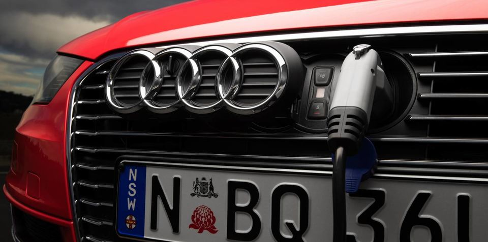 Audi committed to hybridisation of all vehicles in the future