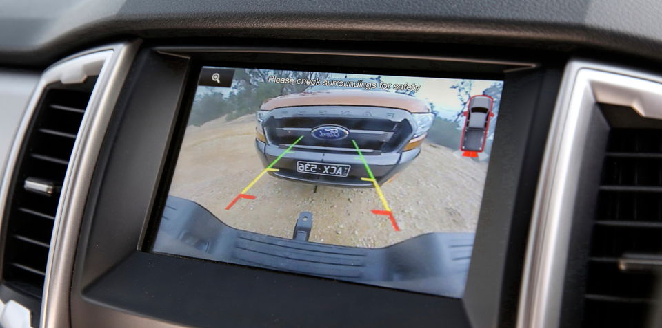 Ford Australia stands by optional safety stance for Ranger