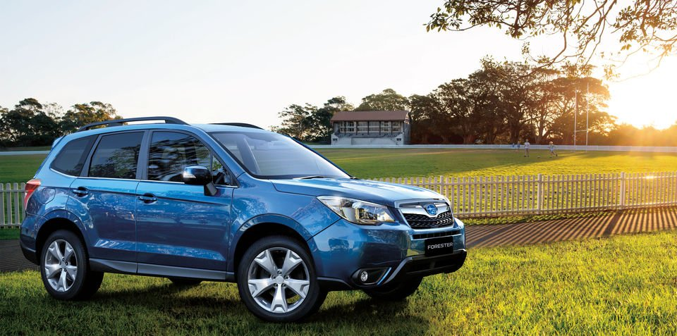 Subaru Forester 2.5i-L Special Edition launches at $34,990