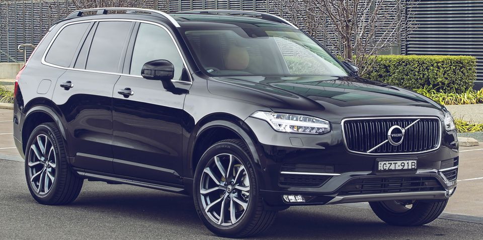 2016 Volvo XC90:: Brand defends making advanced safety tech optional
