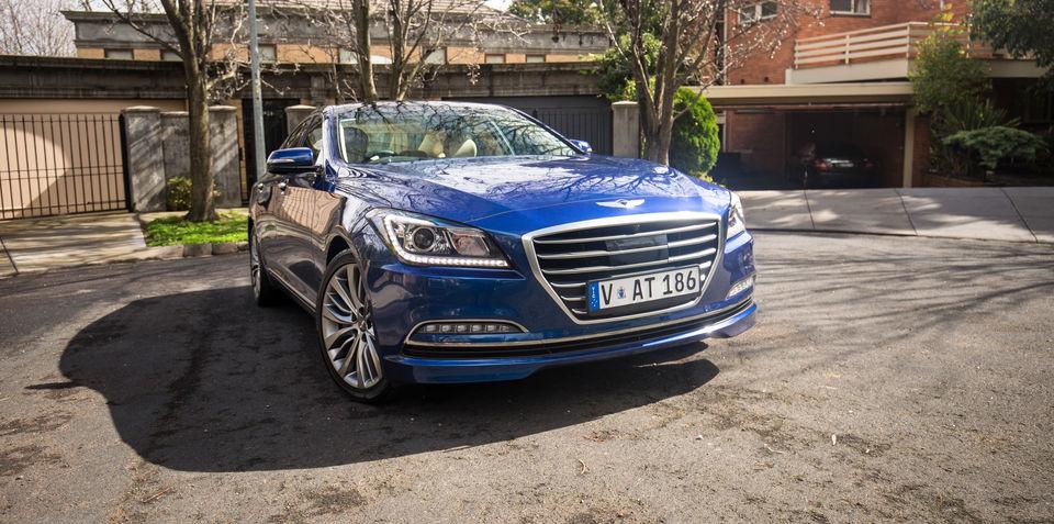 Genesis sub-brand to be sold in Hyundai Australia dealers