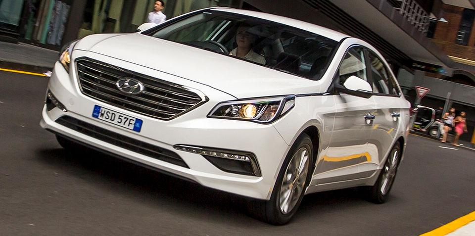 Hyundai Sonata recalled over braking, stability control concerns