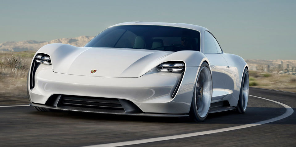 Porsche Taycan: Orders building for brand-first EV - report