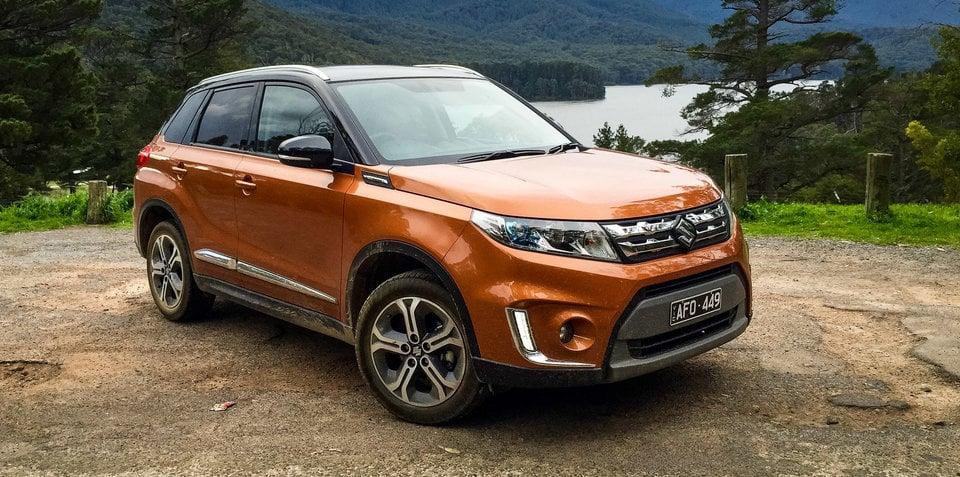 Suzuki Vitara, S-Cross recalled for rear axle fix - UPDATE