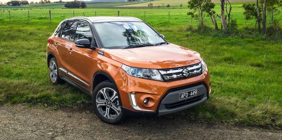 Suzuki Vitara pricing and specifications