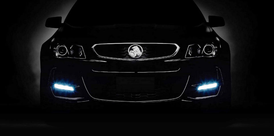 """2016 Holden Commodore VFII teased ahead of September 13 debut: """"Greatest Commodore ever built"""""""