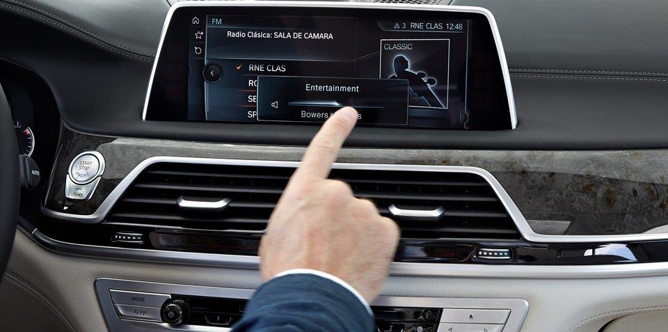 Gesture control just 'hype', says Porsche