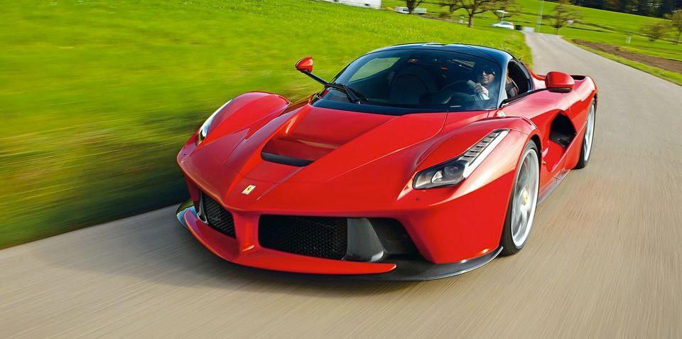 Ferrari supercars recalled in Australia over Takata airbag issue