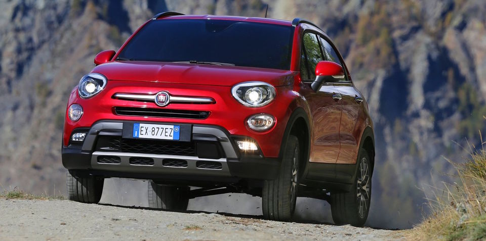Fiat 500X to target small hatches when it arrives later this year