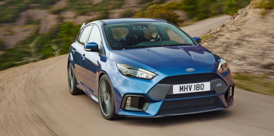 2016 Ford Focus RS production begins, new video details drive modes