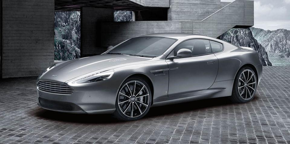 Aston Martin DB9 GT Bond Edition revealed