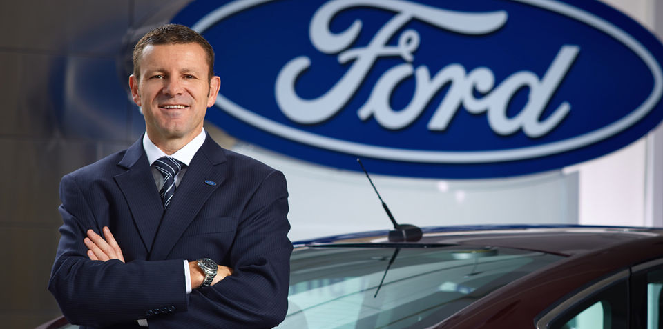 Ford Australia boss Graeme Whickman on his first four months in the job