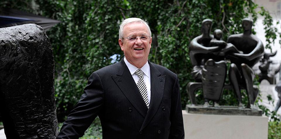 Martin Winterkorn, ex-Volkswagen CEO, under investigation in Germany