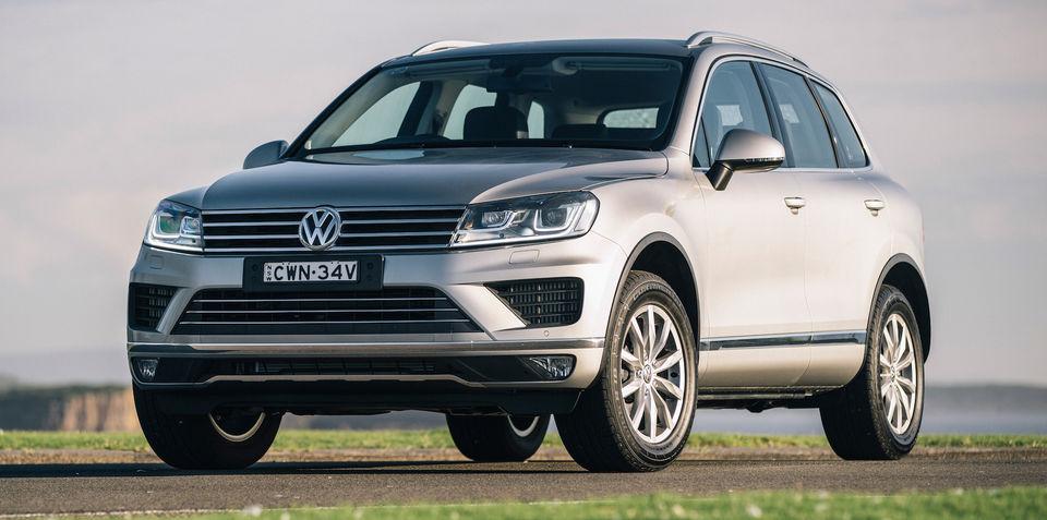 Volkswagen Touareg Element joining range in November