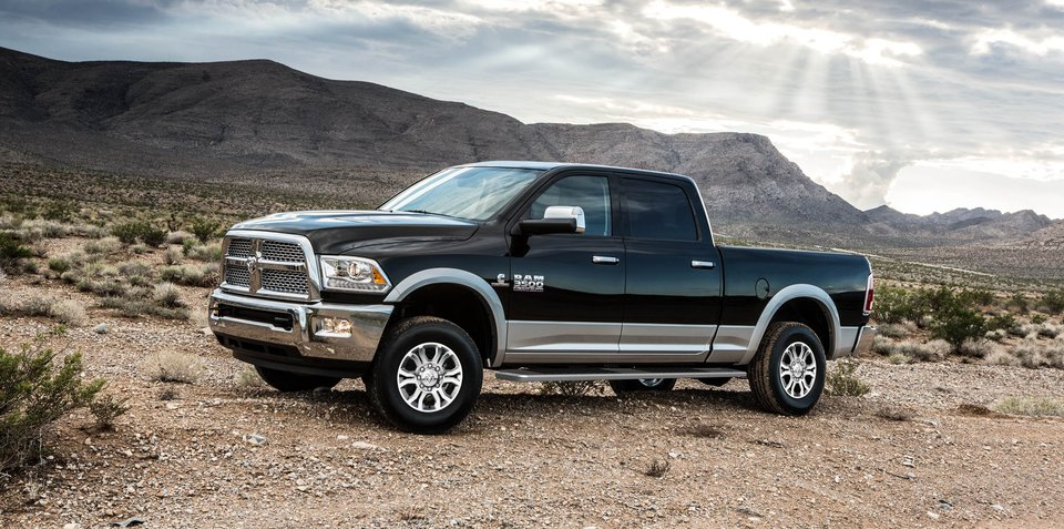 Ram Trucks still here by end of 2015: American Special Vehicles joint-venture detailed here