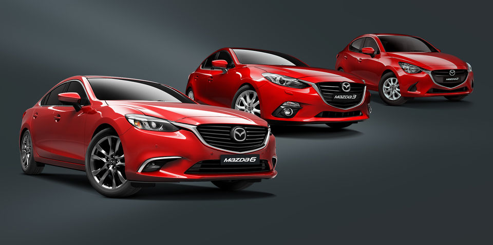 Mazda sedans must come before SUVs in order to make 'great driving cars'