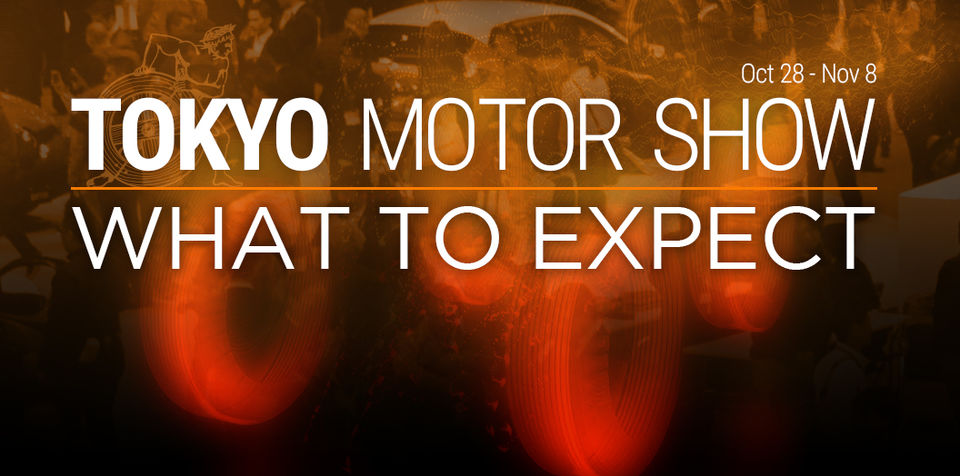 2015 Tokyo motor show:: what to expect