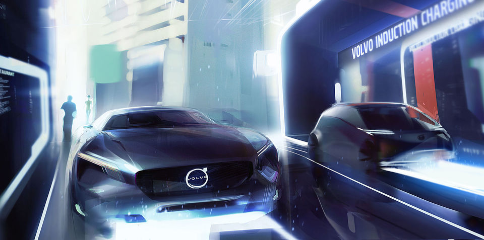 Volvo EV to go on sale by 2019