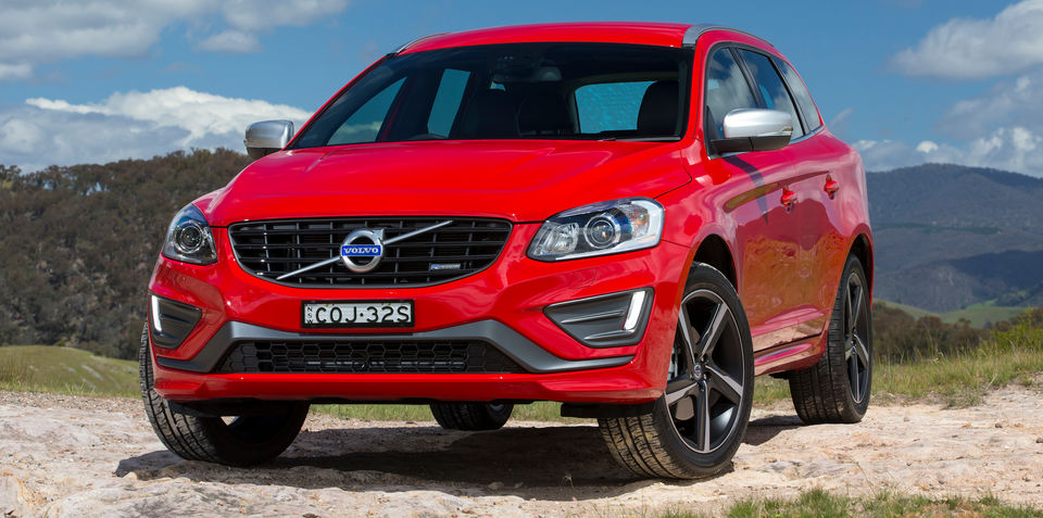 Volvo XC60, V60 Cross Country and XC70 recalled: 1141 vehicles affected