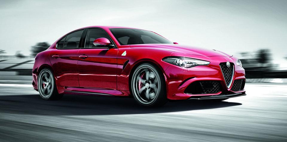 Alfa Romeo Giulia Quadrifoglio delayed until mid-2016 in Europe - report