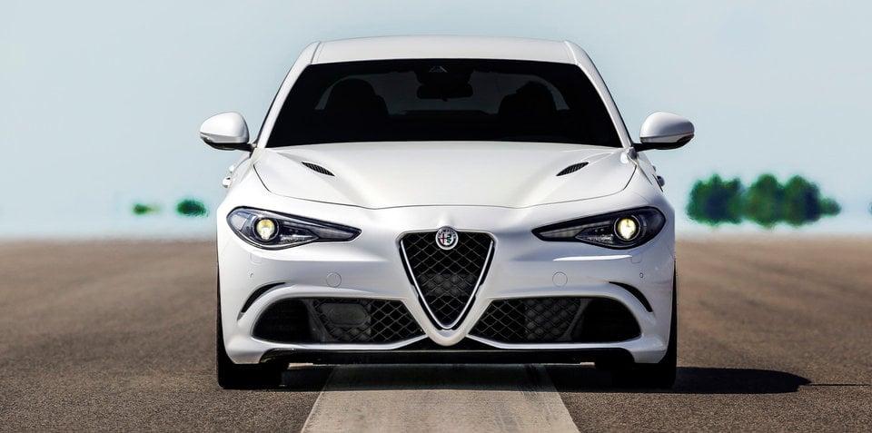 Alfa Romeo full-size sedan due in 2018 - report