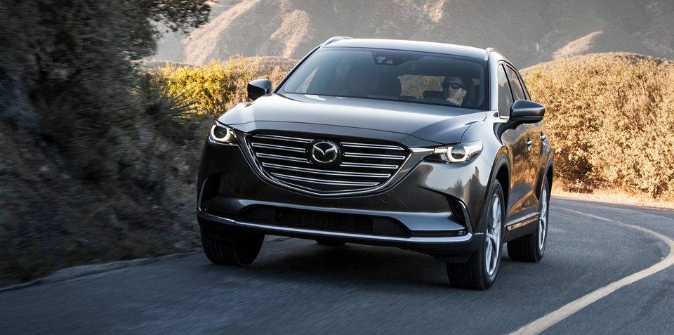 2016 Mazda CX-9 improves fuel economy by 25 per cent