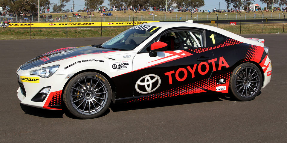 Toyota 86 Racing Series to offer $125,000 prize pool in Australia